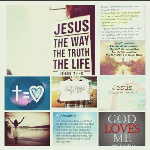 I Love You Jesus <3
