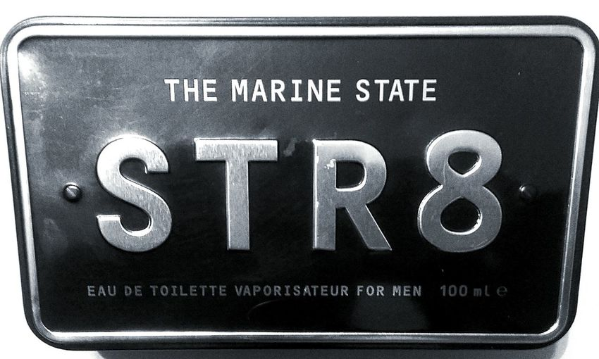Str8  S.T.R.8 The Marine State Tins Eaudetoilette Eau De Toilette Made In France Metal Tins Metaltins Metal Metal Tin Metaltin Eau De Toilette Vaporisateur For Men Check This Out Check This Out! Checkthisout Straight Not Bent Place De La Madeleine Not Wasted TheMarineState Paris Vaporisateur Alphabetical & Numerical AlphaNumeric