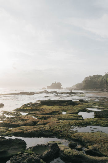 Tanah Lot bali Bali Bali, Indonesia Beach Beauty In Nature Day Horizon Over Water Nature No People Outdoors Scenics Sea Sky Temple Tranquil Scene Tranquility Travel Destinations Water Been There.