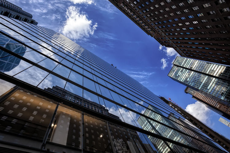 Midtown Office Buildings Office Buildings Galass Architecture Architecture High Rise Architecture Modern Architecture Perspective Built Structure Building Exterior Office Building Exterior