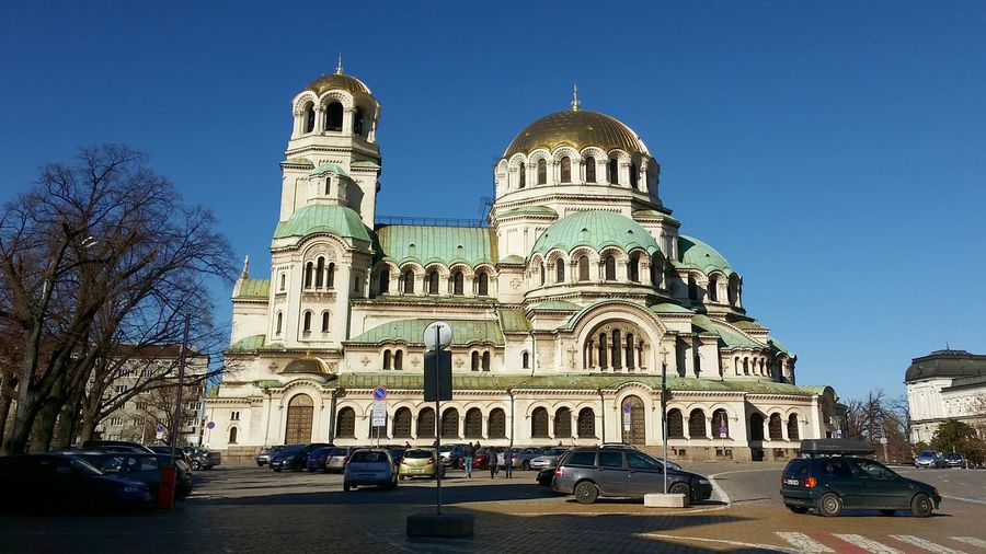 City Architecture Building Exterior Illuminated Golden Rooftops Church Architecture Light Up Your Life Architecture St. Alexander Nevsky