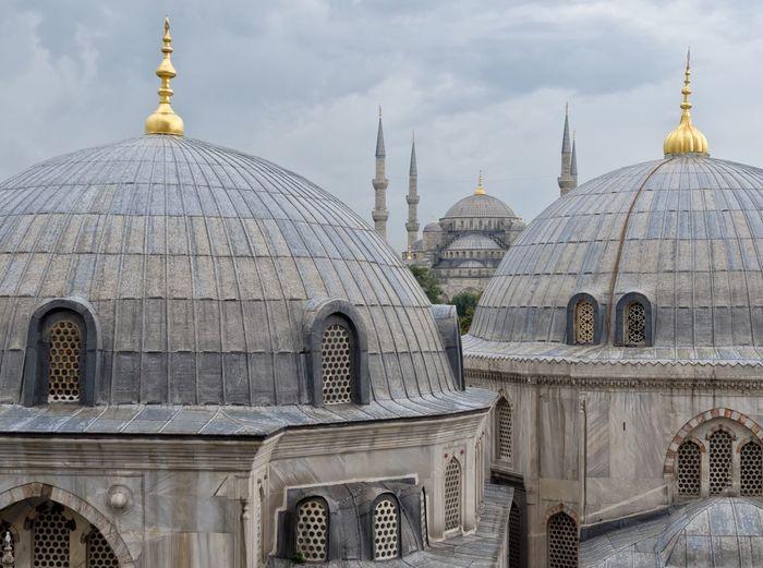 Sultanahmet Bluemosque Blauemoschee Istanbul Turkey Türkei Mosque Moschee Hagiasophia
