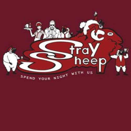 For some reason I would love to go here StraySheepBar
