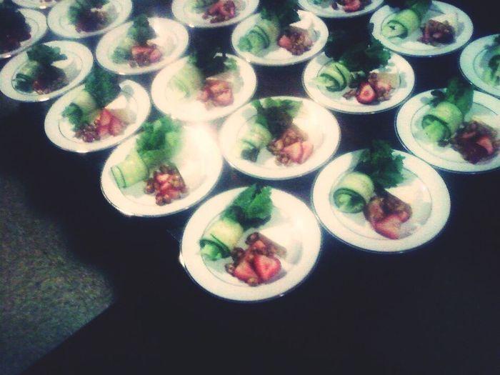 Food Summer Salad Strawberry Salad Time Salads Banquet Wedding Photography Chef Bon Appétit! Cheese! Check This Out Taking Photos Jay Margel Atlanta Ga