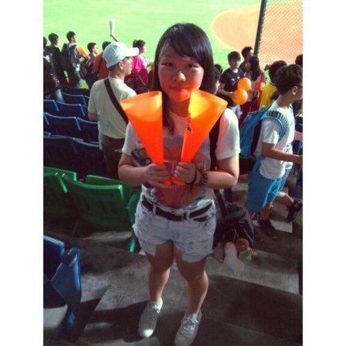 15/6/2013 統一獅 兄弟象 @ 新莊 | What a landslide victory for Uni Lions and what a wonderful game! Baseball CPBL Taiwan Unilions brotherelephants potd asian