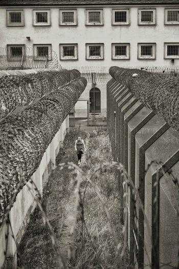 time in Prison . Weimar . EyeEm Best Shots Black & White Eyem Black And White