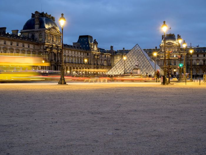 Building Exterior Architecture Illuminated Sky Night Outdoors ЭйфелеваяБашня Toureiffel The Changing City Paris, France  Outdoor Photography EyeEm Best Shots EyeEm Gallery Capture The Moment EyeEmBestPics I Love My City Louvre лувр