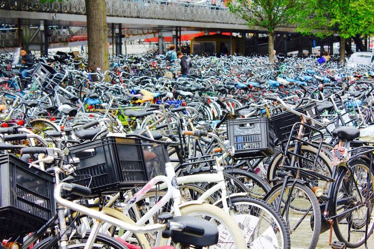 bike City Building Exterior Road Street Light River amsterdam Bridge - Man Made Structure Travel Destinations The City Light Bicycle Transportation No People Low Angle View Street Mode Of Transport Bike Connection Let's Go. Together. Investing In Quality Of Life