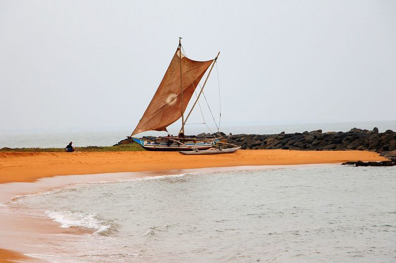 Old Pic  Negombo Beachphotography Holiday Negative Space