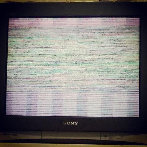 一種電視 壞掉 的節奏?????
