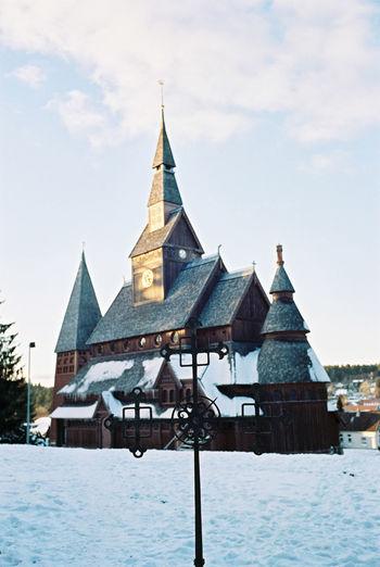 Stabkirche,
