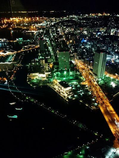 Yokohama, Japan 横浜 みなとみらい Minatomirai/yokohama 夜景 Night View First Eyeem Photo
