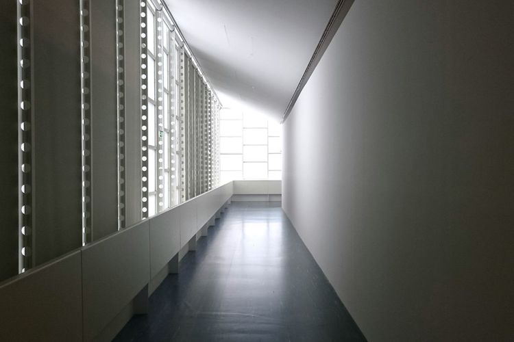 Enter The Void Architecture Science Fiction Technology Future Indoors  No People Day Prison