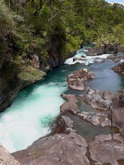Live Summer SurDeChile Patagonia PuertoVaras Enjoy Liveoutside Rideyourlife Landscape Photography Ripcurl Myoutsidespot Water Nature Outdoors Day High Angle View Tranquility Rock - Object Beauty In Nature River No People Tree