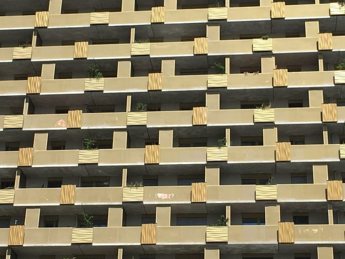 Full Frame Repetition Architecture No People In A Row Backgrounds Abundance Large Group Of Objects Pattern Built Structure Day Outdoors Side By Side Building Building Exterior High Angle View Tilt Nature Block