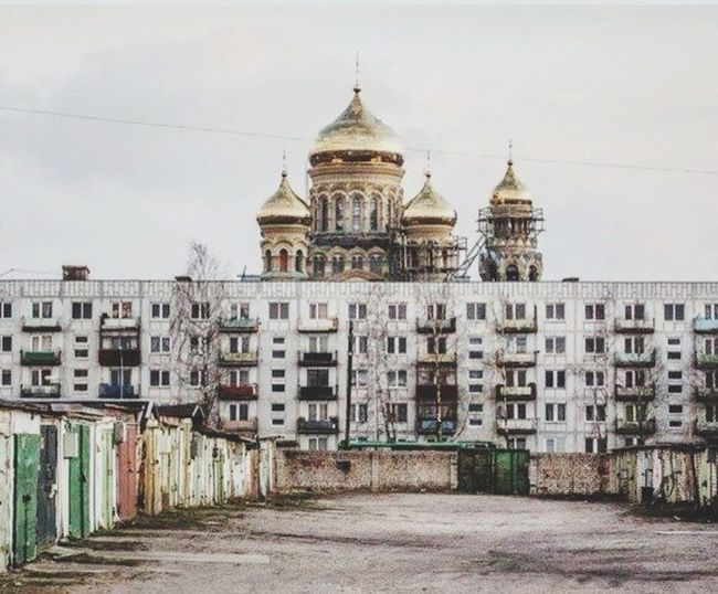 City Russia Russian Style Cloud - Sky No People Religion Travel Destinations Politics And Government Day Outdoors First Eyeem Photo