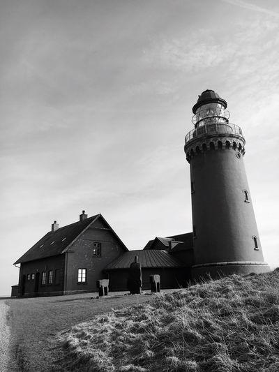 Lighthouse Borbjerg Light Fine Art Photography
