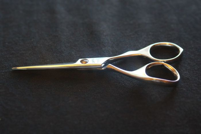 It's what I do........ Black Background Close-up Haircut Metal My Job Selective Focus Shear Simplicity Still Life.