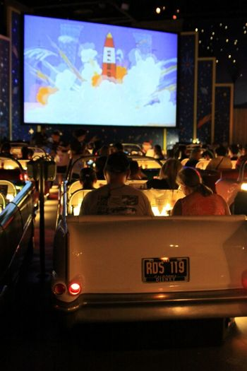 Mydisneyside Enjoying Life What's For Dinner? Scifi Drive In, Hollywood Studios, Florida