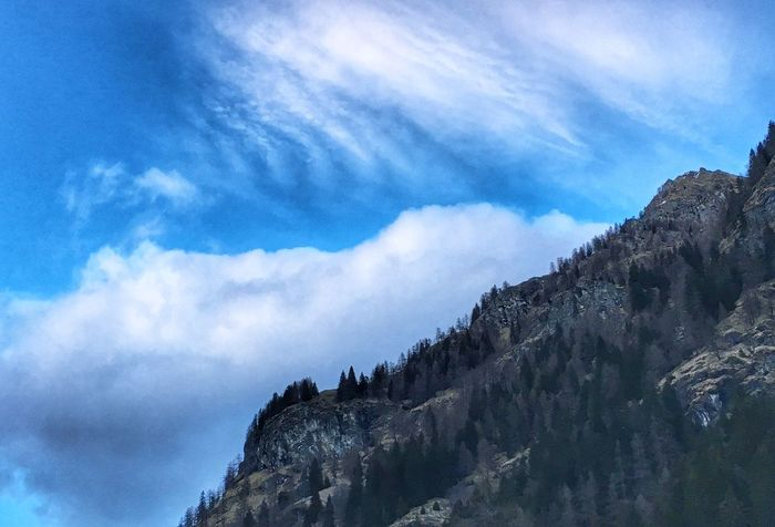 Photography Scenics Sky Mountain Nature Cloud - Sky Beauty In Nature Tranquility Tranquil Scene