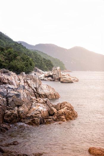 Coastline Water