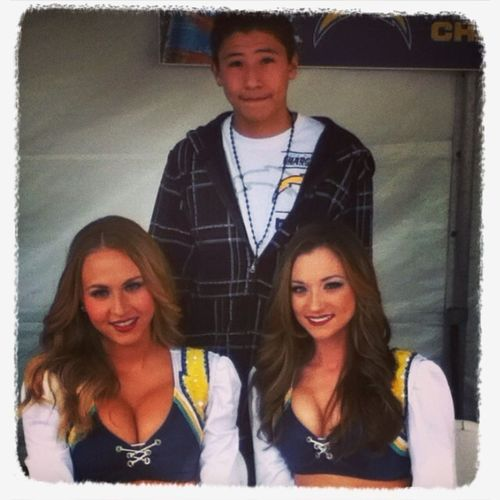 Me And The Charger Girls