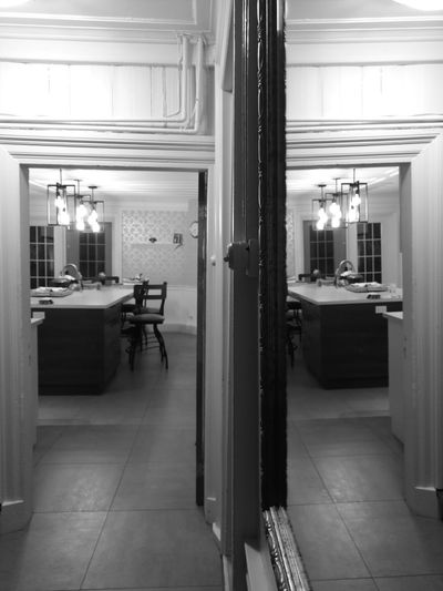 Which one should I choose?! Kitchen Reflection Blackandwhite Mypointofview Close-up Mirror Mirror Reflection Seedouble Home Interior Corridor Illuminated Domestic Room Door Chair Luxury Furniture Architecture Side-view Mirror