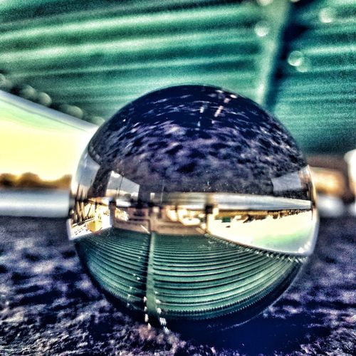 Spherephotography Sphere Photo Reflections Undertheoverpass Street Photography Urban Photography