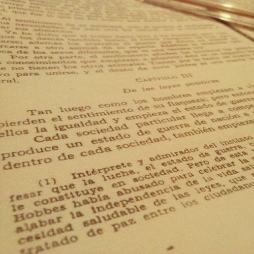 Intro Derecho Tarea Instachile Instalike <3