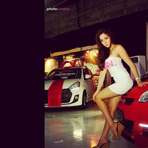 Ready Racers Angel HIN Hingf Hingirlfriends Friday Picoftheday Photooftheday Cars Daihatsu Sportcars Showcars Ig_masters Instafollow Femalemodel Sexy Girl Instamodels IGDaily Igers Ighub Instalike Instahub Instafollow Instatoday bali indonesia photosunday