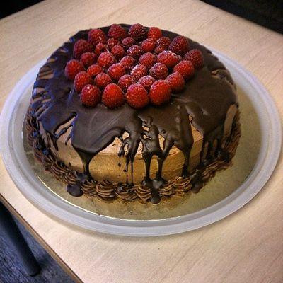 """Tårta till """"alla"""" i skolan ;) Eventtretton"""