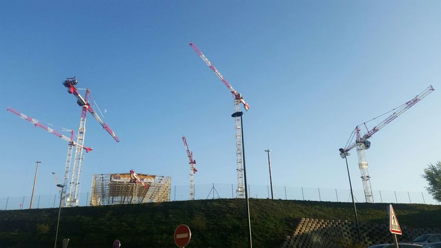 ITER Construction Cadarache
