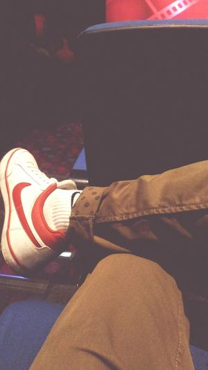 Nike✔ Nikesneakers Loveforshoes Eyeemphoto Peaceout✌