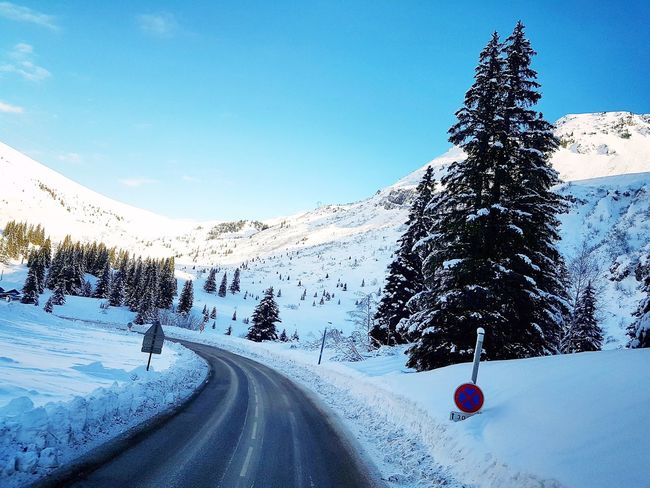 Flaine Flainefrance Snow Cold Temperature Winter Snowcapped Mountain Nature Mountain Day Scenics Outdoors