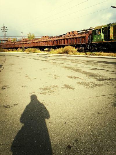 Train, railroad