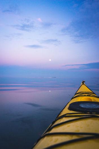 Kayaking In