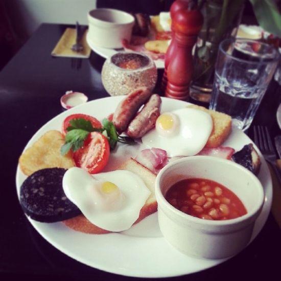 Vscocam Alldaybreakfast English Breakfast