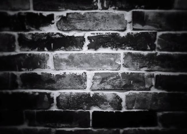 Old Buildings Brick Wall Stack Architecture Built Structure No People Textured  Close-up Building Exterior Backgrounds Day Outdoors Bricks Blackandwhite Black & White Mysterious The Photojournalist - 2018 EyeEm Awards
