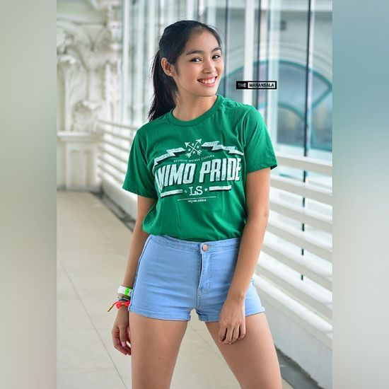 Happy birthday to one of the most stunning courtside reporters and sportscasters of UAAP @inaongsiako! 🎆🎁🎂 . . . DLSU GreenArchers Animo lasalle basketball themanansala