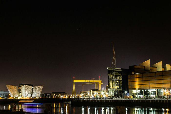 Night Lights Harland&Wolff Titanic Odyssey