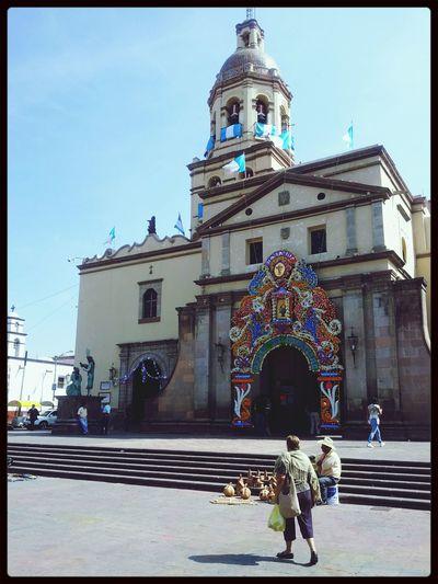 Iglesia Santa Cruz Folclore