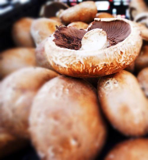 Mushrooms Fresh