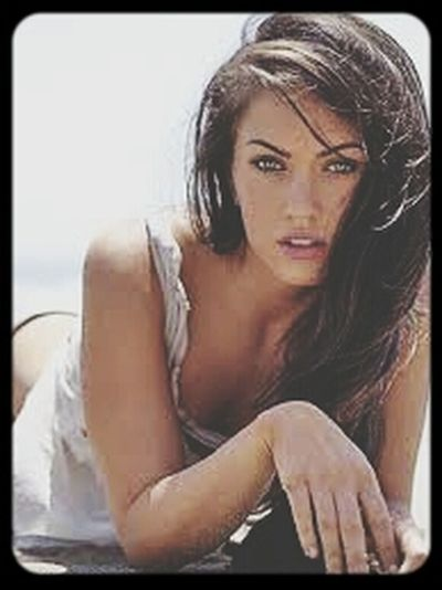There isnt anyone else SEXIER than Megan Fox ?? My Celebrity Crush