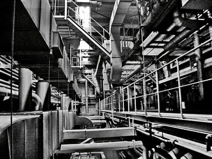 Taking Photos Good Machine Black And White Check This Out Cool Interior Building Attractive Industrial Photography