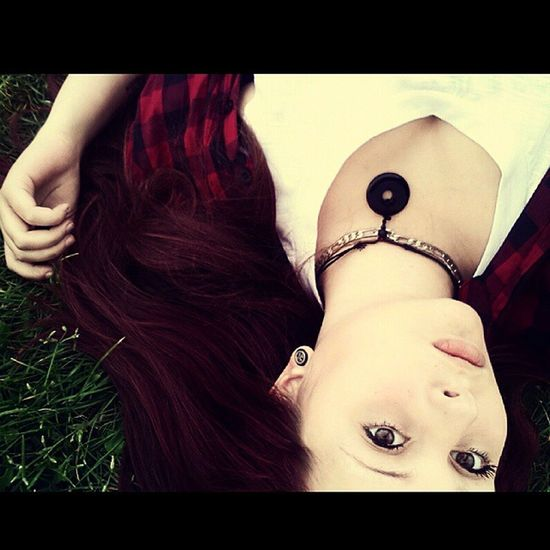 Rote Haare Kette Verkackter blickaberihrmüsstesjaangucken ♡