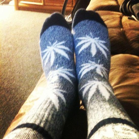 the new socks . Staysmokin DGK