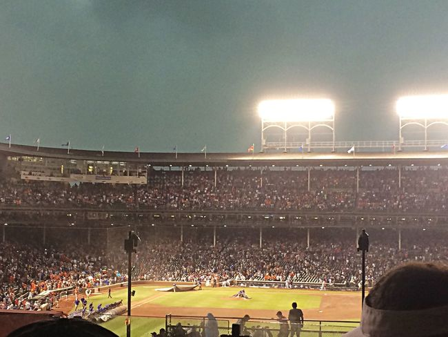 Rain delay Sports Weather Baseball Chicago