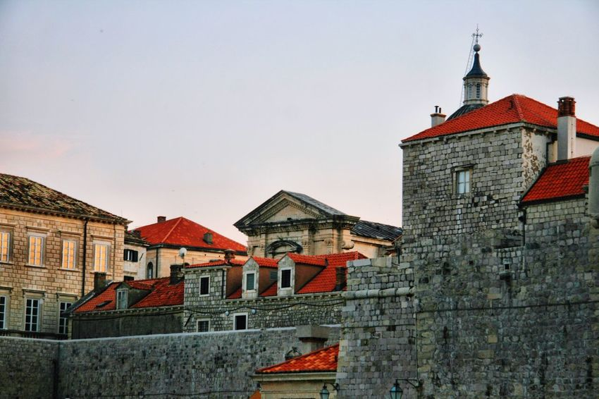 Dubrovnik - Croatia❤ Dubrovnik Old Town Game Of Thrones Hanging Out Architecture_collection Harbor View Medieval Architecture Blue Hour Sunlight, Shades And Shadows The Secret Spaces