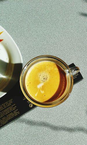 Coffee Hello World