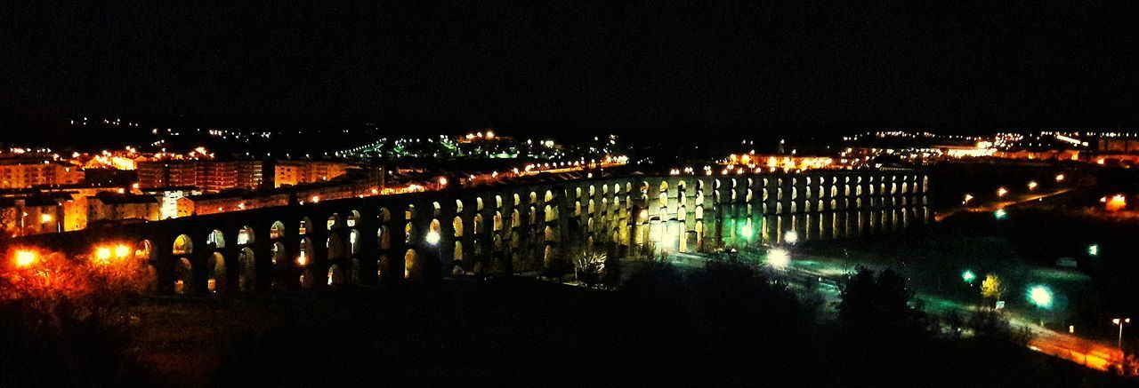 Arcosdaamoreira Elvas Viaduto Da Amoreira Night Nightphotography Samsungphotography Samsung Picoftheday Pictureoftheday Patrimoniodelahumanidad Patrimonio Beautiful Illuminated City First Eyeem Photo